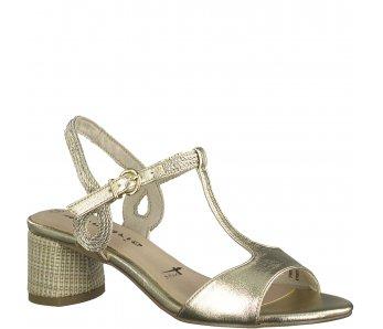 Sandále Tamaris 1-1-28219-24 979 LT.GOLD COMB