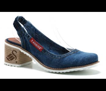 Sandále LA42C130 JEANS