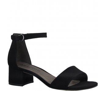 Sandále Tamaris 1-1-28201-24 001 BLACK