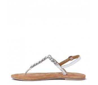 Sandále Tamaris 1-1-28154-24 941 SILVER