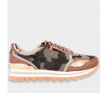 Sneakersy  GP47666 CAMOUFLAGE
