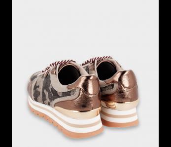 Sneakersy GIOSEPPO GP47666 CAMOUFLAGE