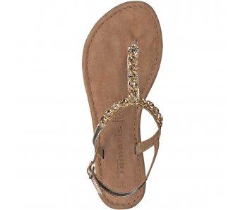 Sandále Tamaris 1-1-28154-24 940 GOLD