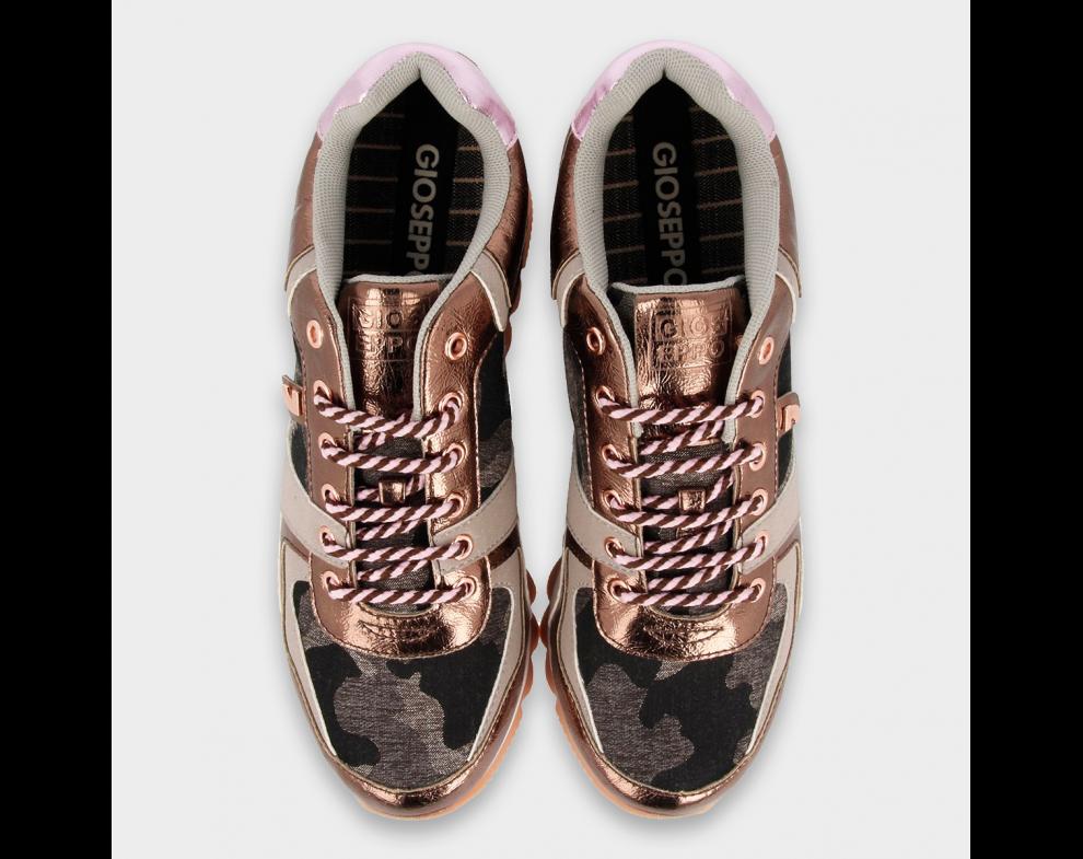 Sneakersy GIOSEPPO GP47693 CAMOUFLAGE