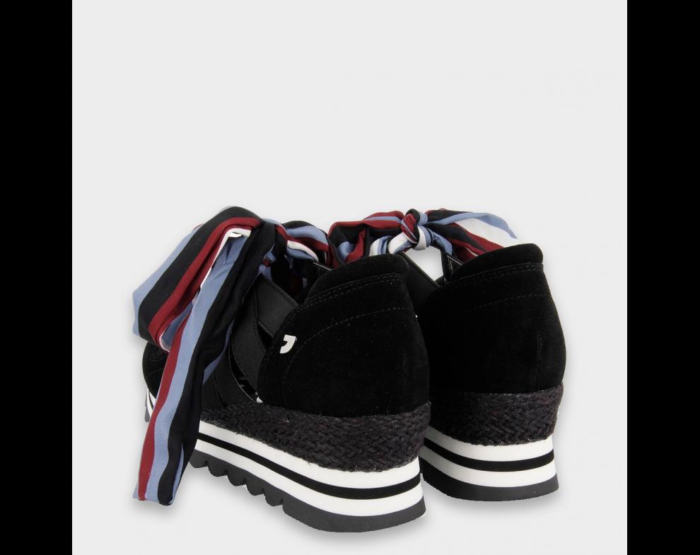 Letné sneakersy GIOSEPPO GP47656 BLACK