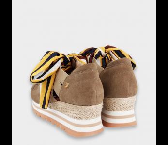 Letné sneakersy GP47656 BEIGE
