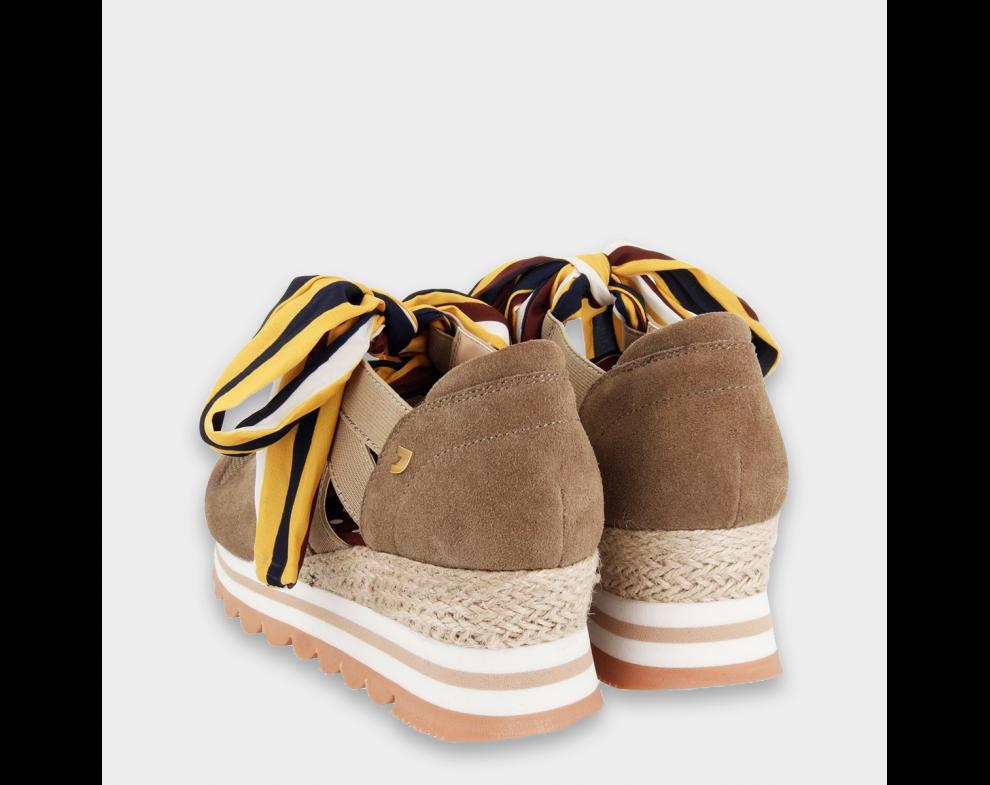 Letné sneakersy GIOSEPPO GP47656 BEIGE