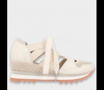 Letné sneakersy  GP47682 OFFWHITE