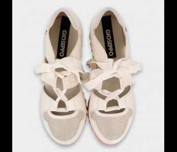 Letné sneakersy GIOSEPPO GP47682 OFFWHITE