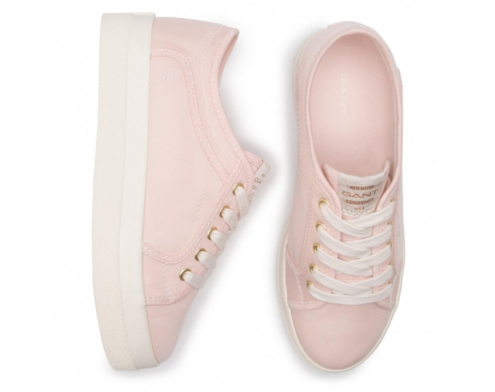 Sneakersy GANT 18538434 G584 SILVER PINK