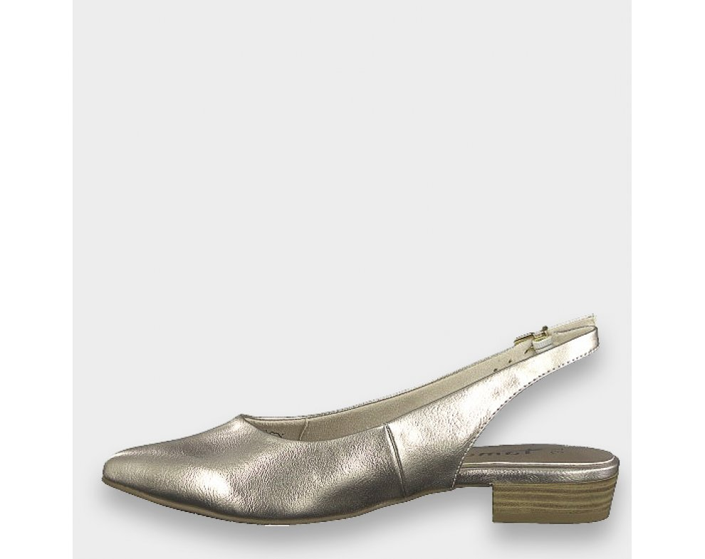 Sandále Tamaris 1-1-29402-22 909 GOLD