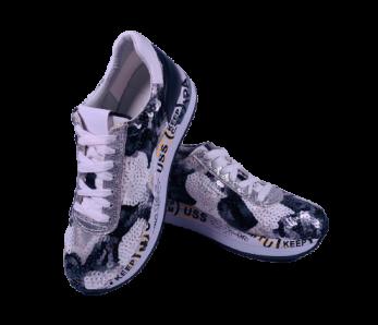 Sneakersy ALMA30 BLU
