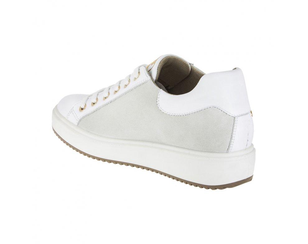 Sneakersy IGI&CO; IGI1148500 NAPPA SOFT/BIANCO