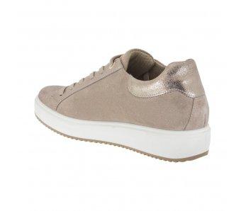 Sneakersy IGI&CO; IGI1148733 SCAMOS.NU.METAL/TAUP