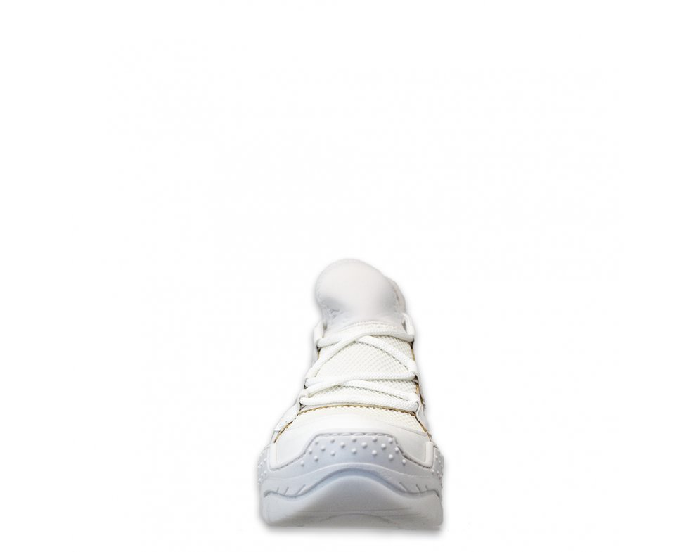 Sneakersy MK110-9 BIANCO