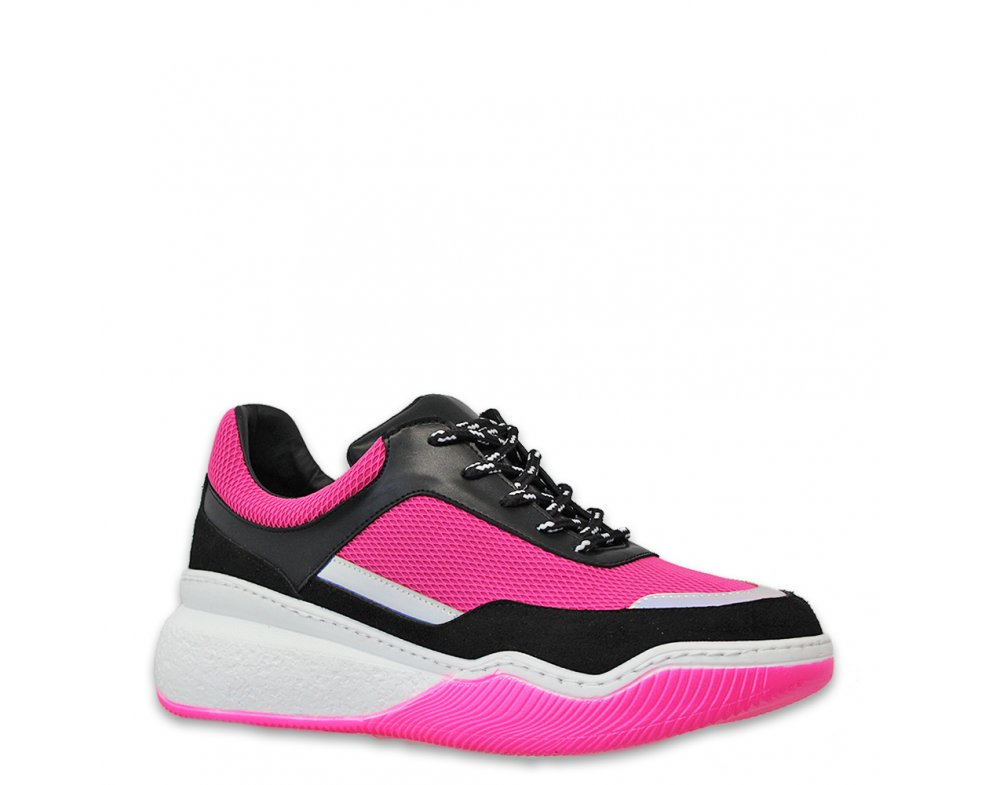 Sneakersy MO72-9 BLACK
