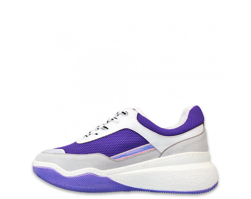 Sneakersy MO72-9 BIANCO
