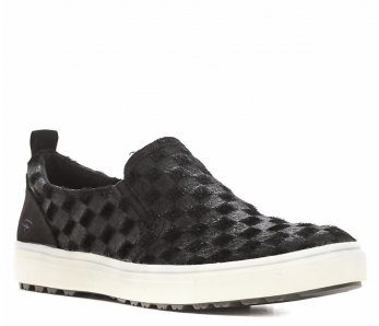 Vychádzková obuv Tamaris 1-24604-27 052 BLCK CHECK PONY