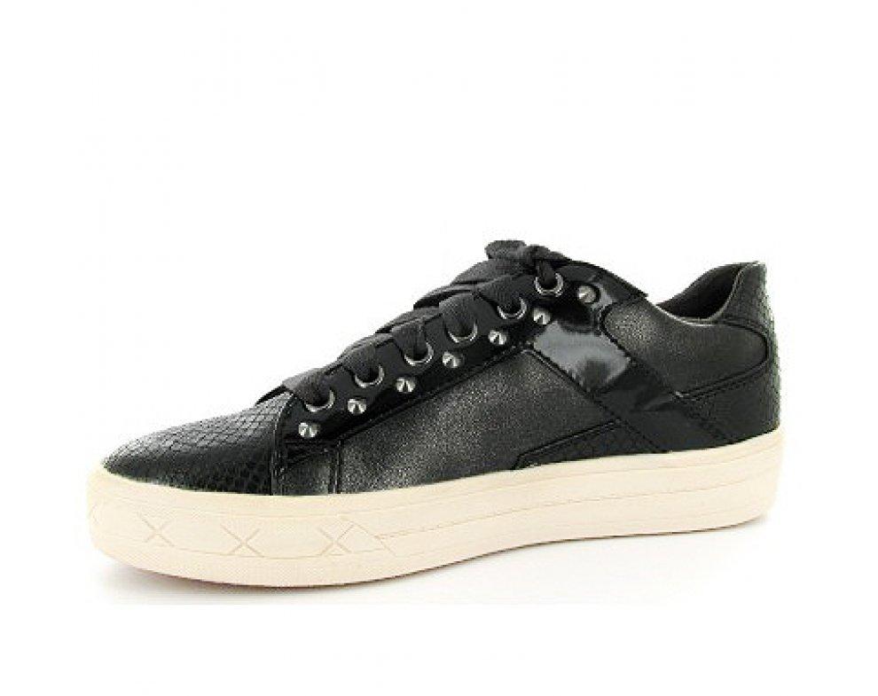 Vychádzková obuv Tamaris 1-23609-27 098 BLACK COMB