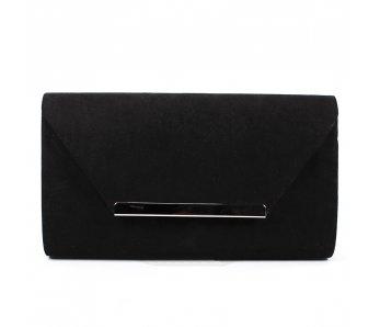 Spoločenská kabelka MQ30106-1 BLACK