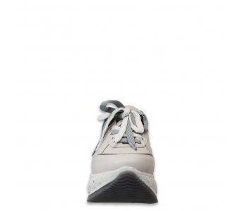 Sneakersy MO104-2 WHITE