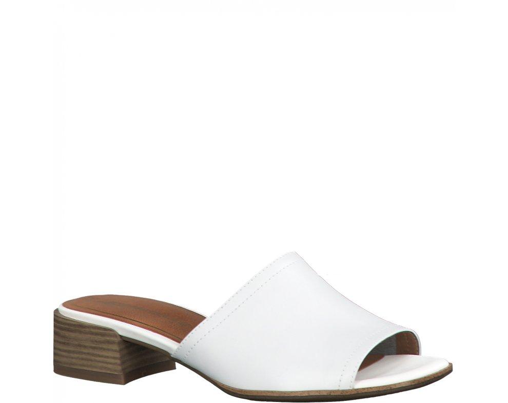 Šľapky Tamaris 1-1-27233-24 100 WHITE
