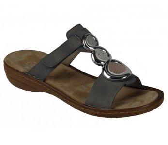 Sandále RIEKER 608A2-40