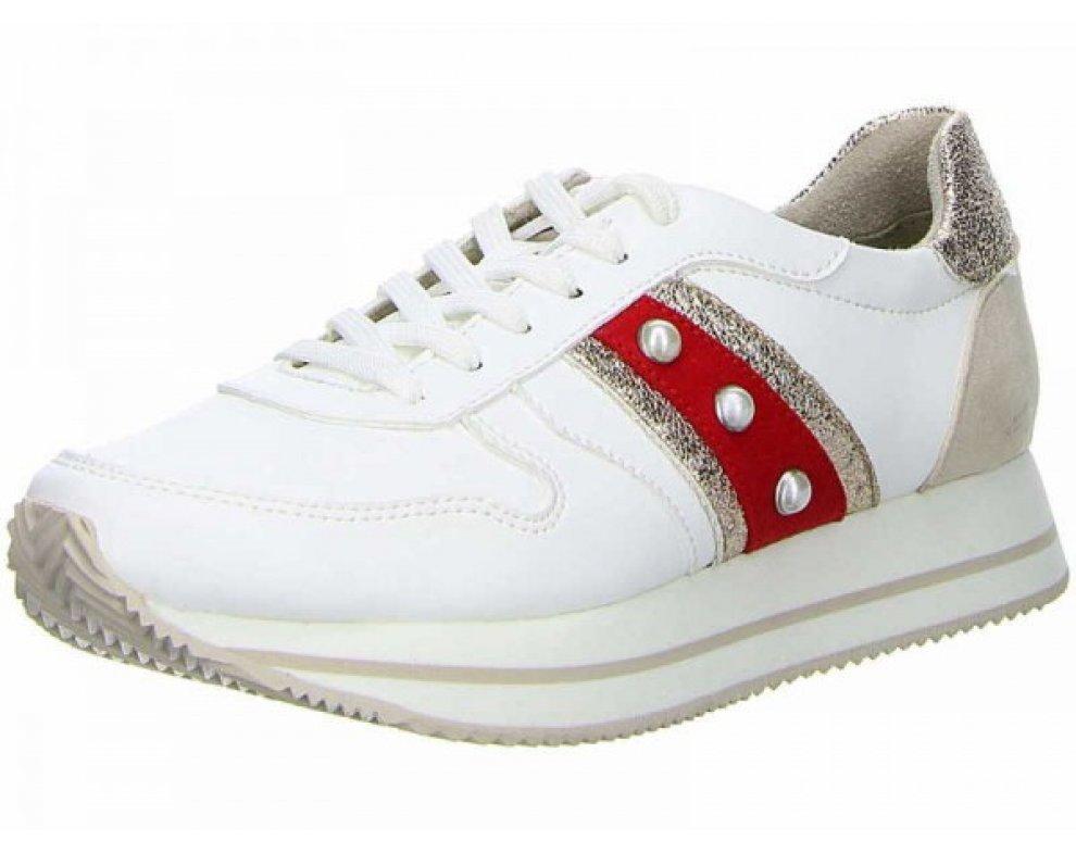 Vychádzková obuv Tamaris 1-1-23764-30 197 WHITE COMB