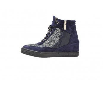 Sneakersy 2D1.00.5805 MODRÁ SEMIŠ/FLITRE