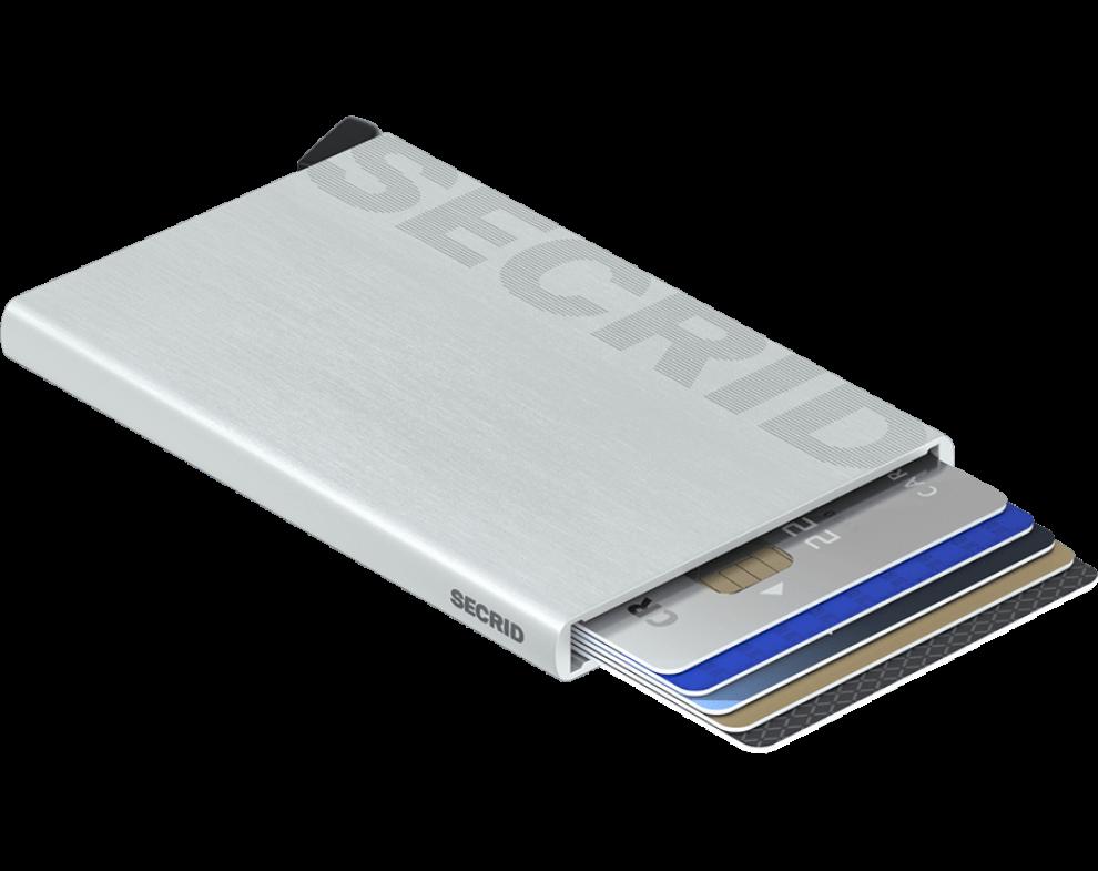CLa-Logo Brushed Silver