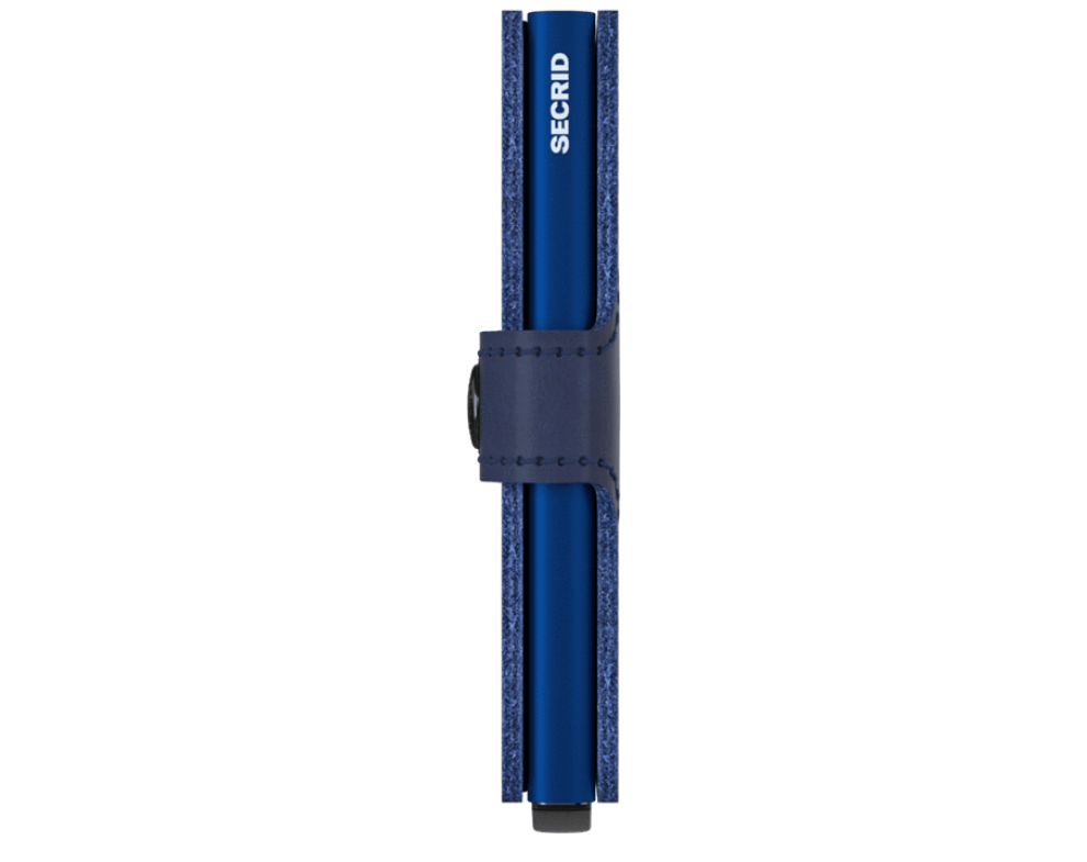 SECRID Miniwallet Navy-Blue