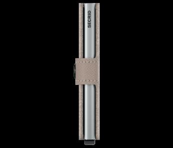 SECRID Miniwallet Crisple Taupe Camo