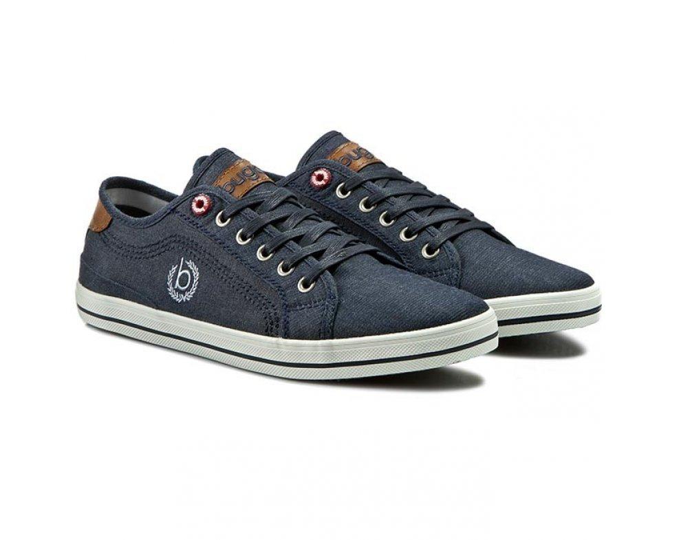 Pánska obuv BUGATTI F4803-6 423 NAVY