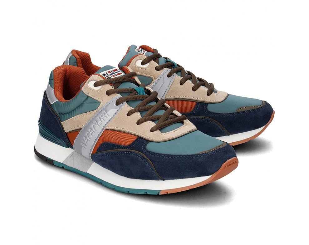 Vychádzková obuv Napapijri 13833564 N900 blue/grey