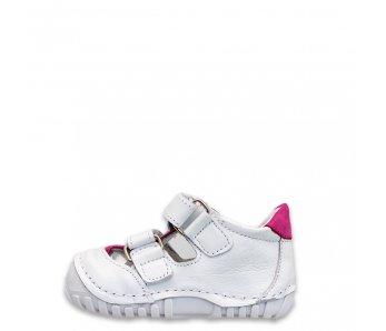 Dievčenské sandále TB121 WHITE/PINK