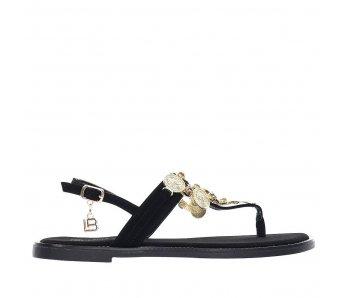 Sandále Laura Biagiotti LB6074 BLACK
