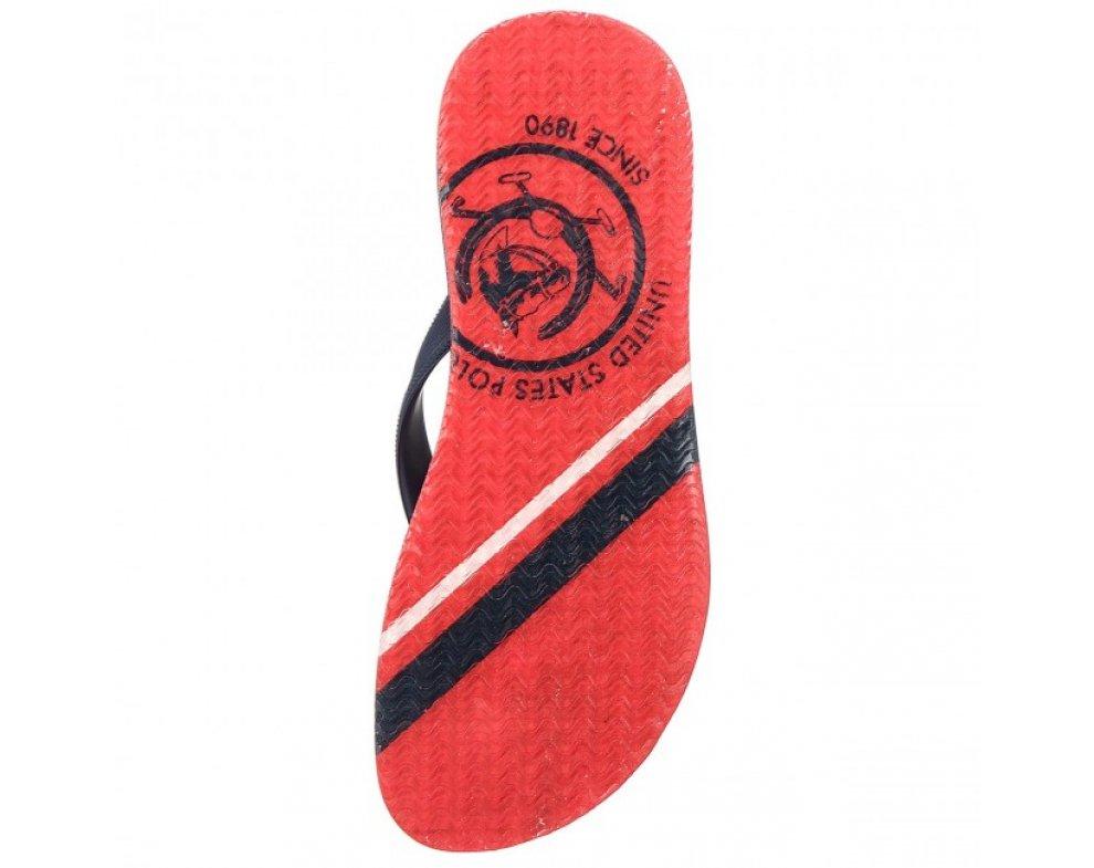 Pánske šľapky TRIKER1 Red/navy