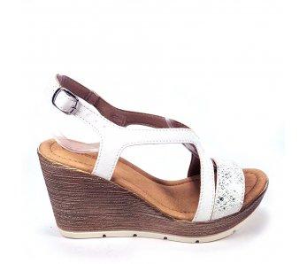 Dámske sandále CH000024 BIELA