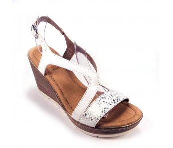Dámske sandále CH000024 BIANCO