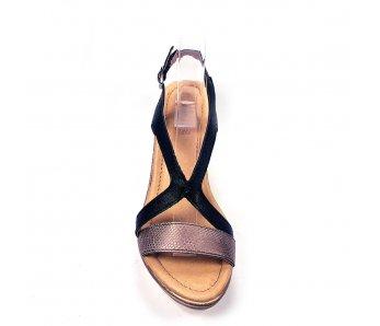 Dámske sandále CH000024 ČIERNA