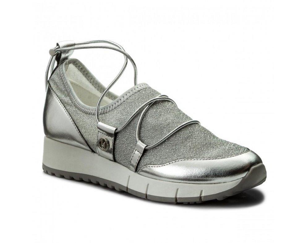 Slip on sneakersy LIU JO B18007T202800532 SILVER