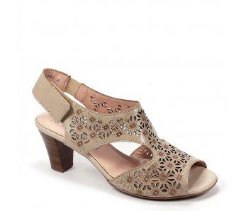 Dámske sandále 9J65-2 SABIA
