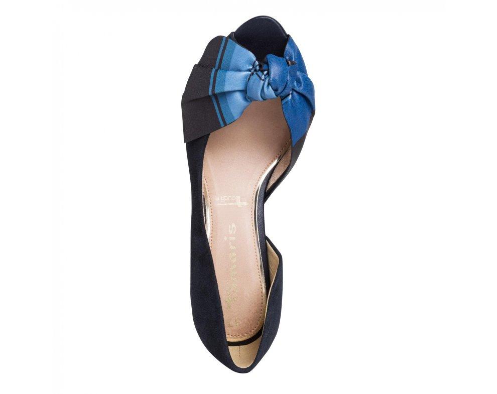 Sandále Tamaris 1-1-29300-890 NAVY COMB