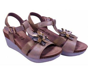 Dámske sandále EN000005 SABBIA/SAND