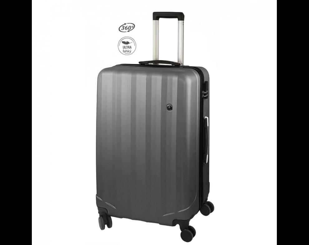 Cestovný kufor SET90/ANTRACITE