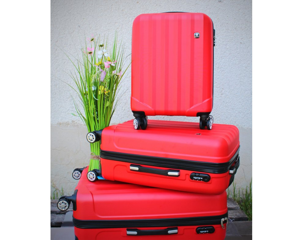 Cestovný kufor SET90/ROSSO