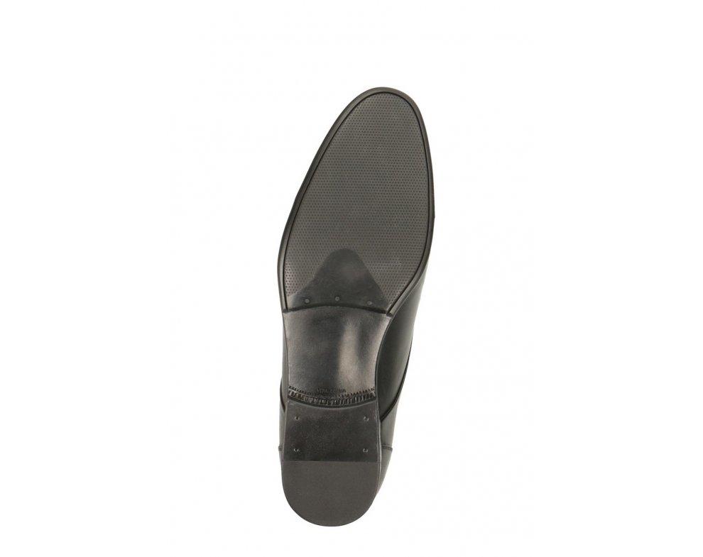 Pánska spoločenská obuv GINO ROSSI MPC764-V48-E100-9900-0