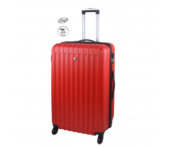 Cestovný kufor SET110 ROSSO