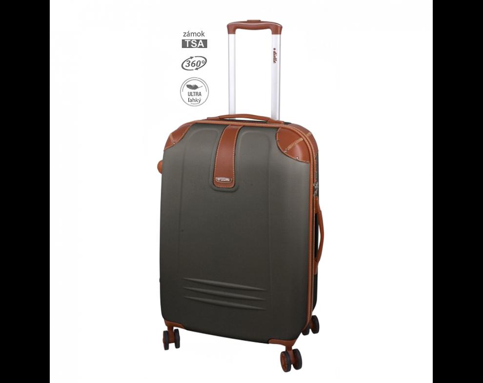 Cestovný kufor SET155/ ANTRACITE