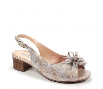 Elegantné sandále AMELIA 9K40-3 BIANCO/SABIA